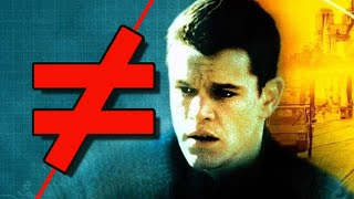 Download The Bourne Identity - What's the Difference? Video