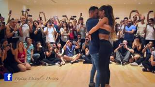 Download DANIEL Y DESIREE LOS ANGELES - Don't Let Me Down ft. Daya (Version Bachata Dj Khalid) Video