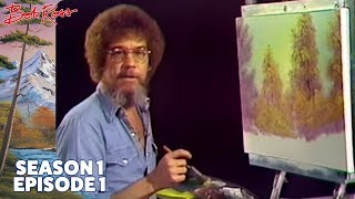 Download Bob Ross - A Walk in the Woods (Season 1 Episode 1) Video
