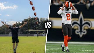 Download Making ALL the Field Goals that NFL Kickers Shanked.... Video