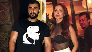 Download Malaika Arora & Arjun Kapoor Roaming Hand In Hand After 0fficially Declaring Their Relationship Video