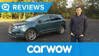 Download Ford Edge 2018 SUV in-depth review | Mat Watson Reviews Video