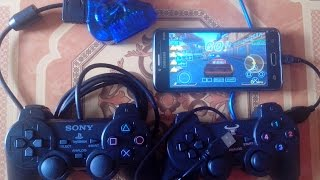 Download Cara Main Games PS1 Dan PSP Di Android Menggunkan Stik PS2 Video