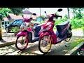 Download Modifikasi Mio Smile VS Beat FI 2017 (New Simple Modifikasi Ala Thailand 2017) Video