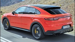 Download 2020 Porsche Cayenne Coupe - Luxury Performance SUV Video