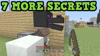 Download Minecraft Xbox One / PS4 - 7 MORE SECRET FEATURES Video