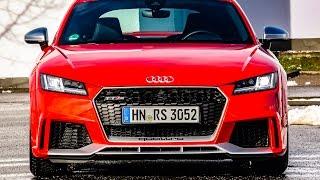 Download 2017 Audi TT RS (400hp) - DRIVE & SOUND (60FPS) Video