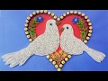 Download Making Beautiful Love Birds 💘| ⭐ Paper Quilling Art ⭐ Video