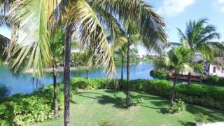 Download Tropical Canal Front Residence in Old Fort Bay, ,Bahamas Video