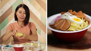 Download Professional Chef Makes A DIY Fake Food Sample Video
