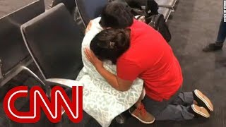 Download See emotional moment Guatemalan mother reunites with son Video