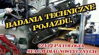 Download Badania techniczne pojazdu - czyli patologia stacji diagnostycznych. Video