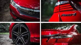 Download 2016 Honda Accord Sport tutorial Video