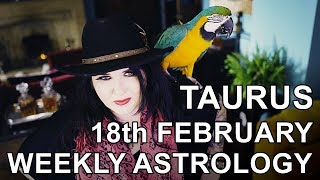 Download Taurus Weekly Astrology Tarot Forecast 18th February 2019 Video