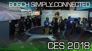 Download Mobility Opens New Business for Bosch - CES 2018 Video