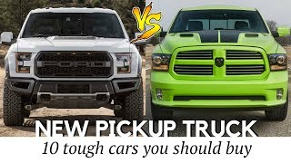 Download 10 Best Pickup Trucks to Buy in 2017-2018 (Prices and Specs Compared) Video