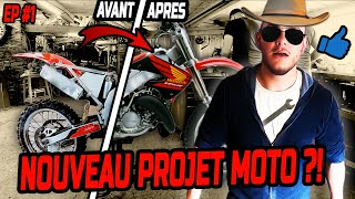 Download Nouveau projet moto ! Video