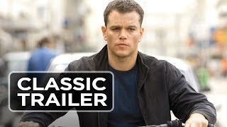 Download The Bourne Ultimatum Official Trailer #2 - David Strathairn Movie (2007) HD Video