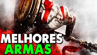 Download 7 MELHORES ARMAS DA SAGA GOD OF WAR Video