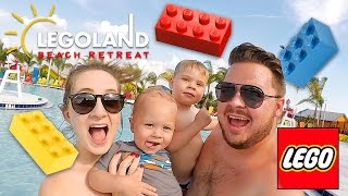 Download LEGOLAND BEACH RETREAT HOTEL GRAND OPENING! Video
