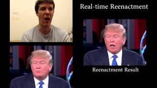 Download Face2Face: Real-time Face Capture and Reenactment of RGB Videos (CVPR 2016 Oral) Video