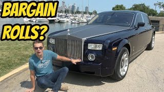 Download I Bought the Cheapest Rolls Royce Phantom in the USA Video