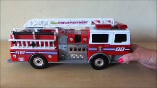 Download Tonka American Toy engine Fire Truck 88 Video