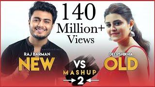 Download New vs Old 2 Bollywood Songs Mashup | Raj Barman feat. Deepshikha | Bollywood Songs Medley Video