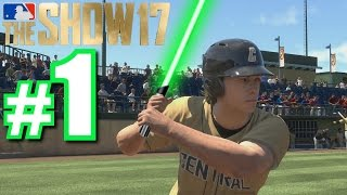 Download MAY THE SHOW BE WITH YOU! | MLB The Show 17 | Road to the Show #1 Video