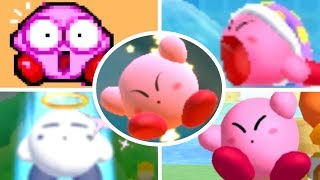 Download Evolution of Kirby Deaths and Game Over Screens (1992-2018) Video