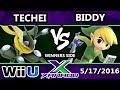 Download S@X 150 - Techei (Greninja) Vs. Biddy (Toon Link) SSB4 Tournament - Smash Wii U - Smash 4 Video