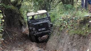 Download Land Rover Lightweight off-road Video
