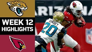 Download Jaguars vs. Cardinals | NFL Week 12 Game Highlights Video