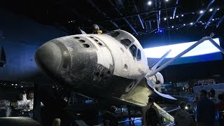 Download Complete Space Shuttle Atlantis Experience Kennedy Space Center Video