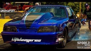 Download NT Small Block Nitrous Chaos at No Excuses Grudgefest 2018!!!!!! Video