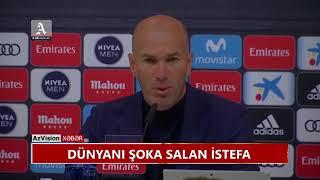 Download Zidan ″Real Madrid″dən istefa verdi Video