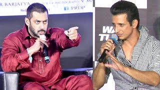 Download Sharman Joshi's SHOCKING INSULT To Salman Khan In Front Of Media Video