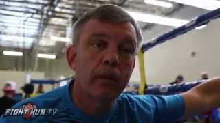 Download Teddy Atlas ″If Golovkin fought Ward, my money is on Andre Ward. He's more complete!″ Video