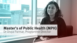 Download City, University of London: Dr Divya Parmar, Master's of Public Health (MPH) Video