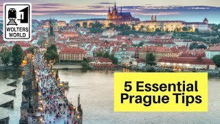 Download Visit Prague - 5 Tips to Get the Most Out of Visiting Prague Video