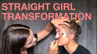 Download TOMBOY TO GIRLY MAKEOVER Video