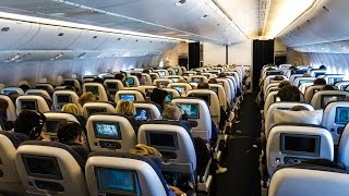 Download [TRIPREPORT] LHR-JFK • Boeing 777-200ER • British Airways Economy Class Video