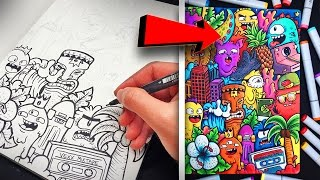 Download REAL TIME DOODLE - Draw With Vexx 🙏 Video