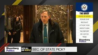Download Trump Meets Petraeus Amid Secretary of State Fight Video