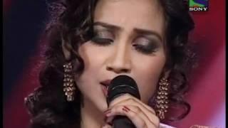 Download xfactor shreya ghoshal singing lag ja gale Video