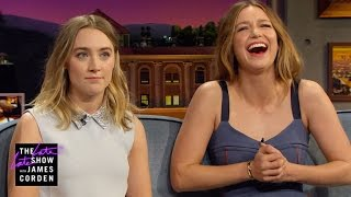Download A Pronunciation Guide for Saoirse Ronan & Melissa Benoist Video