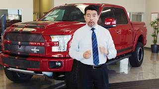 Download F-150 Shelby by Tuscany 750HP walk around - Tipton Ford Brownsville Video