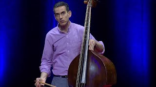 Download A humorous introduction to the double bass | Bret Simner | TEDxBasel Video