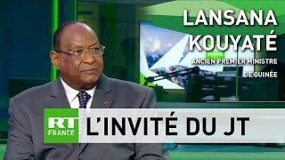Download Lansana Kouyaté : «Il faudrait pouvoir créer un sommet Afrique-Russie» Video