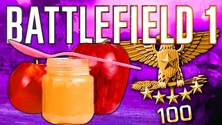 Download TASTY APPLE SAUCE - BATTLEFIELD 1 (Road to Max Rank #42)(PS4) Video